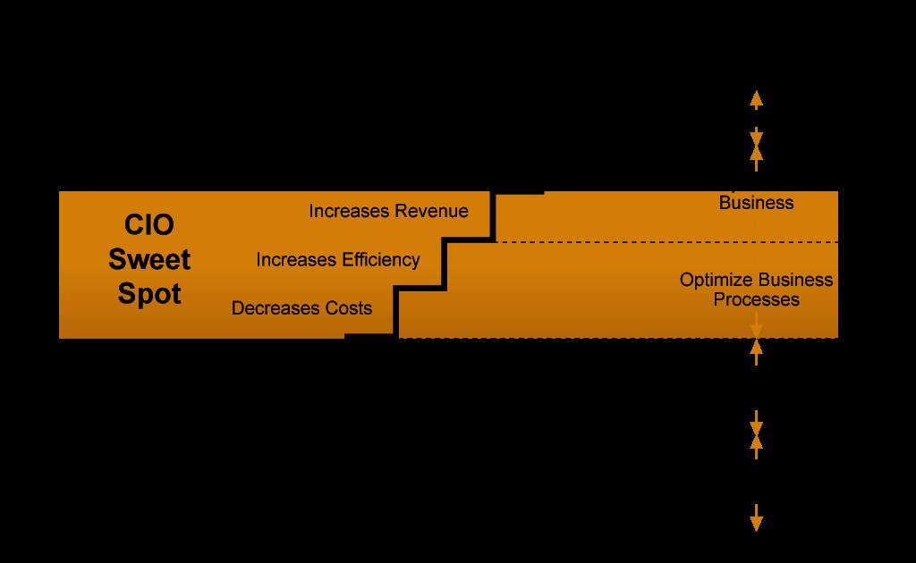 CEOs Hierarchy of Needs from the CIO