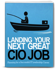 Landing Your Next Great CIO Job eBook