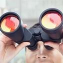 New binoculars