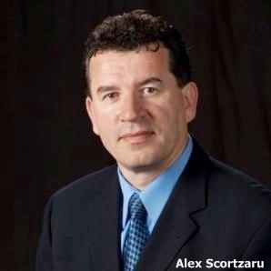 Alex Scortzaru, VP Infrastructure, PNNL