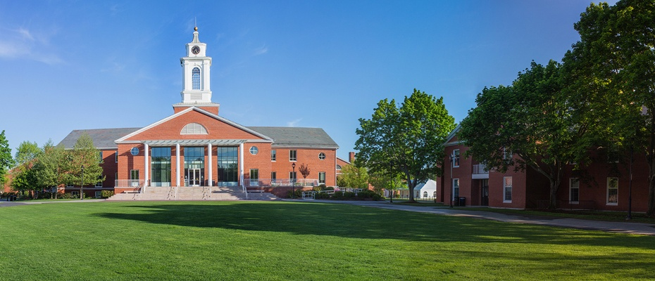 Bentley University campus