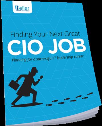 Find a CIO Job ebook