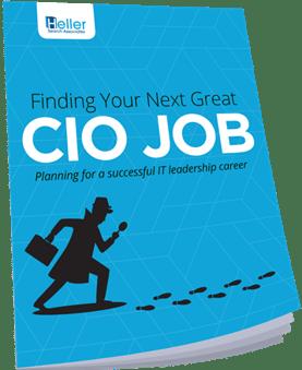 Finding Your Next CIO Job portrait cover 3D_358