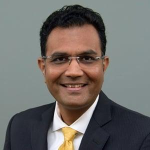 Pritesh Patel, COO, GIA