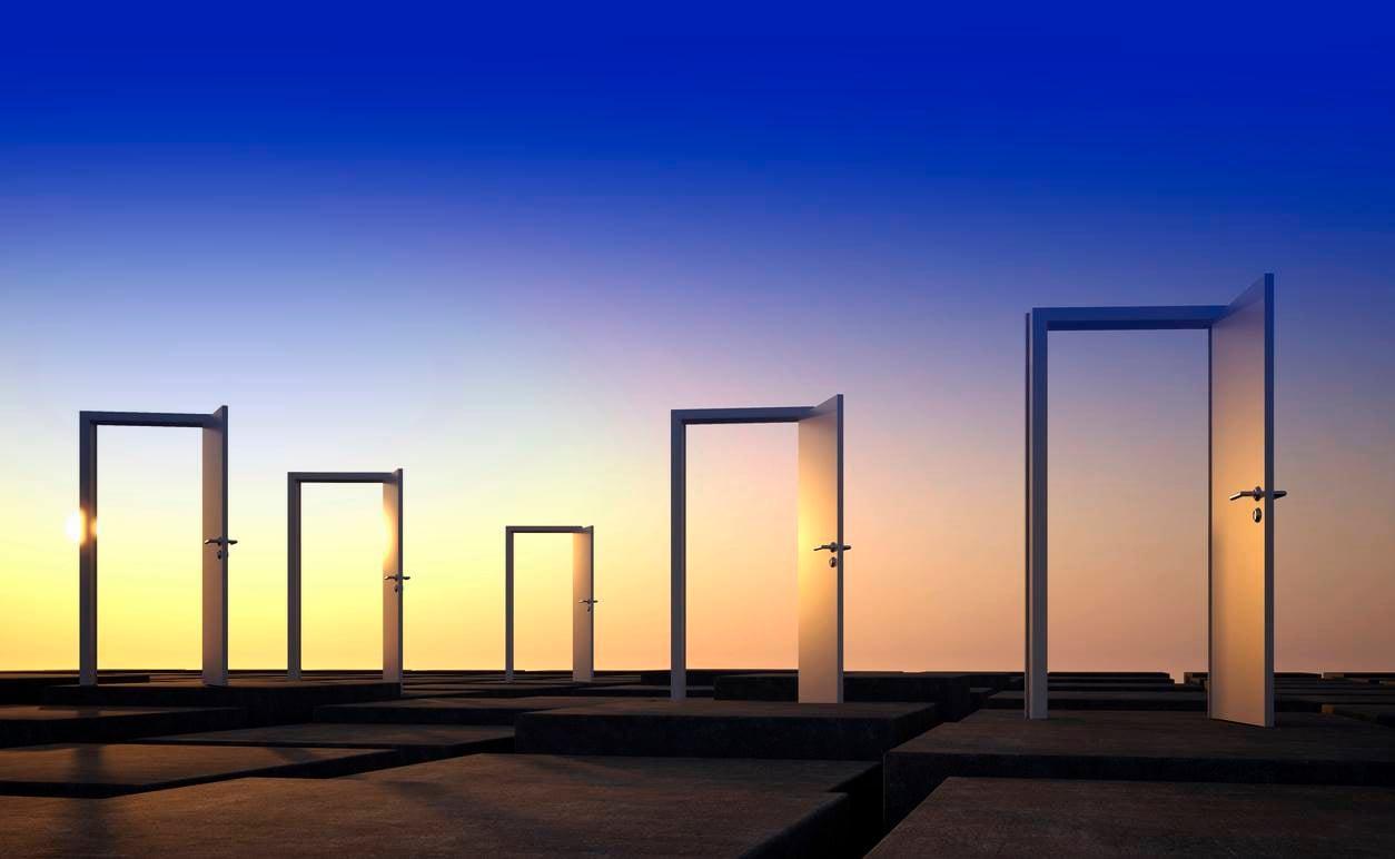 Relationship building open doors2