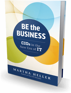 Be the Business Book by Martha Heller