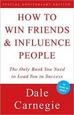 How to Win Friends and Influence People Carnegie