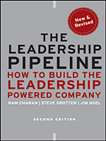 Leadership Pipeline, Charan Dotter Noel