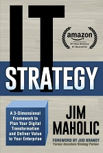 IT Strategy Maholic