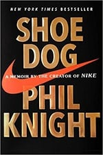 Shoe Dog by Phil Knight Nike