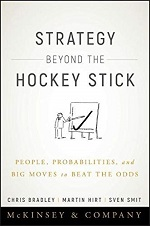 Strategy hockey stick