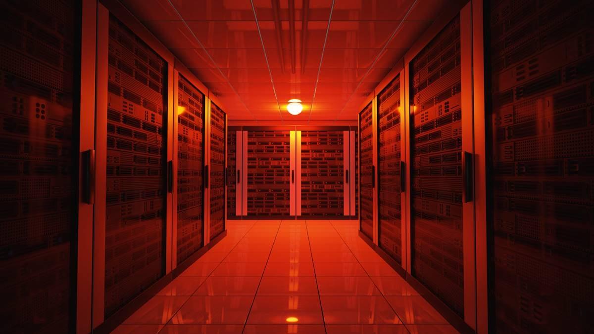 cybersecurity breach red alert