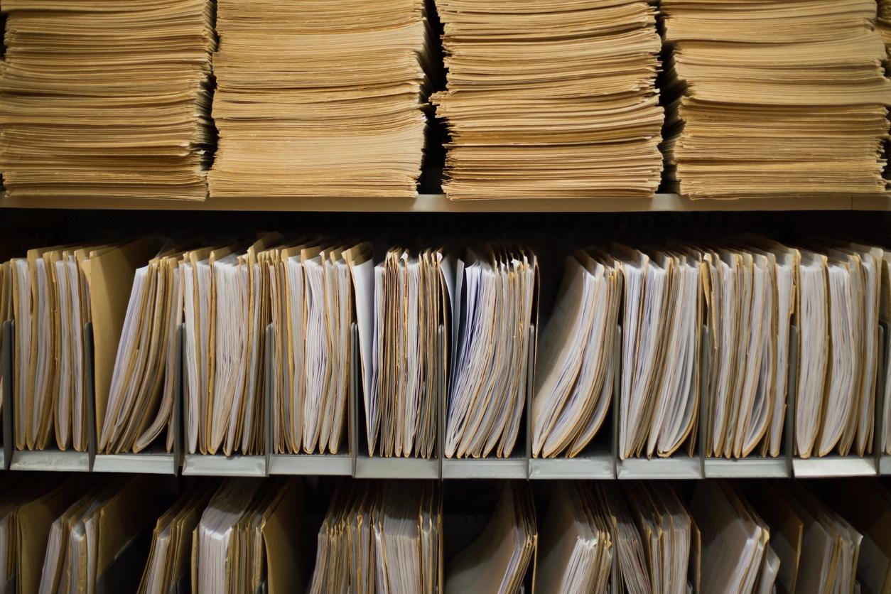 digital transformation paperless office