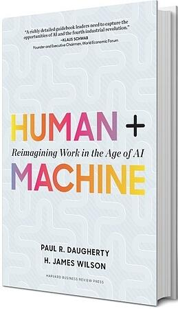 human + machine bookcover