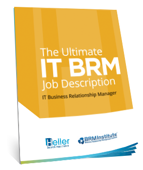 The ultimate IT BRM job description