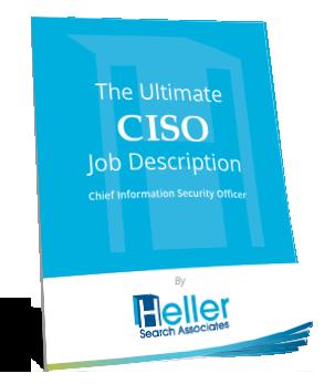 The Ultimate CISO Job Description eBook by Heller Search