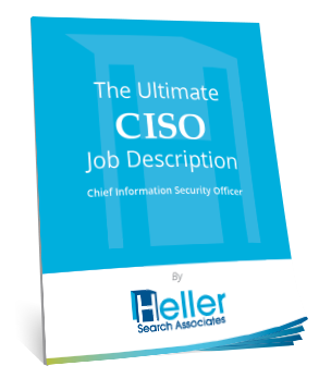 The Ultimate CISO Job Description eBook by Heller Search