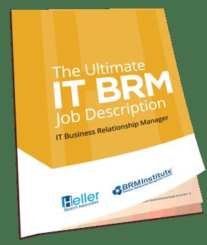 Ultimate IT BRM Job Description Heller Search eBook